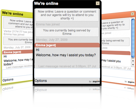 Customer Service Website Chat Tools